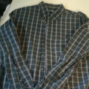 Mens long sleeve shirt by Ralph Lauren size XL